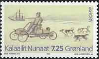 Groenland - 1994. Europa - 7,25 kr. - Multicolore