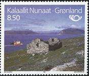 Groenland - 1993. Norden - 8,50 kr. - Multicolore