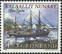 Groenland - 1998. Norden - 4,75 kr. - Multicolore
