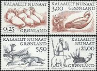 Grønland - 2000. Arktiske vikinger II - Komplet sæt