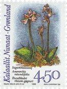 Groenland - 1996. Orchidées - 4,50 kr. - Multicolore