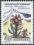 Greenland - 1992. Flowers Series Part III - 4,00 kr - Multicoloured