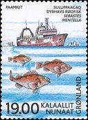 Groenland - 2002. Centenaire d´ICES - 19,00 kr. - Multicolore