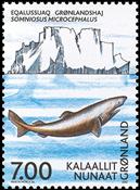Groenland - 2002. Centenaire d´ICES - 7,00 kr. - Multicolore