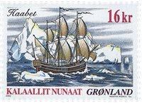 Groenland - 2002. Bateaux I - 16 kr - Multicolore