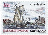Groenland - 2002. Bateaux I - 6 kr - Multicolore