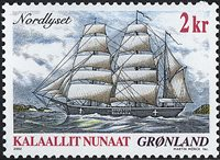 Groenland - 2002. Bateaux I - 2 kr - Multicolore