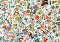 Hongrie 900 timbres