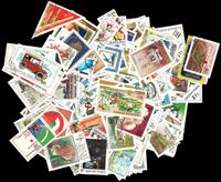 200张匈牙利邮票—图像标志