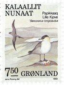 Groenland - 1990. Oiseaux IV - 7,50 kr. - Multicolore