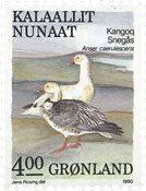 Groenland - 1990. Oiseaux IV - 4,00 kr. - Multicolore