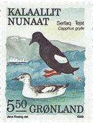 Groenland - 1989. Oiseaux III - 5,50 kr. - Multicolore