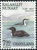 Groenland - 1988. Oiseaux II - 7,00 kr. - Multicolore