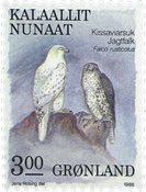 Groenland - 1988. Oiseaux II - 3,00 kr. - Multicolore