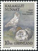 Groenland - 1987. Oiseaux I - 10 kr. - Multicolore