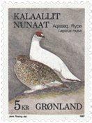 Groenland - 1987. Oiseaux I - 5 kr. - Multicolore
