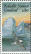 Groenland - 1987 Exposition philatélique HAFNIA 87  - 2,80 kr. - Multicolore
