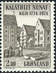 Grønland - Det kongelige grønlandske Handels 200 års jubilæum - Brun