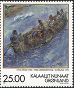 Greenland - 1998. Art Series Part II - 25,00 kr - Multicoloured