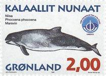 Groenland - 1998. Mammifères marins III - 2,00 kr.  - Multicolore