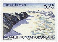 Groenland - 1999. Groenland An 2000 - 5,75 kr. - Multicolore