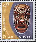 Groenland - 2002. Patrimoine culturel III - 4,75 kr - Multicolore