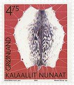 Groenland - 2000. Patrimoine culturel I - 4,75 kr - Multicolore