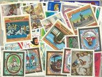 Autriche timbres Schilling - 143 diff.