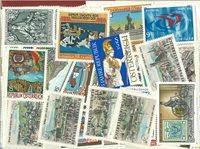 Autriche timbres schilling - 202 diff.