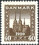 Danmark - AFA nr. 114 - Bogtryk