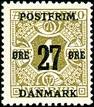Danmark -  AFA 85 - Bogtryk