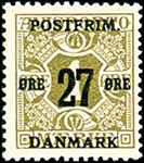 Danmark -  AFA nr. 85 - Bogtryk