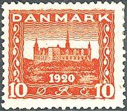 Danmark 1920 - AFA 112 - Postfrisk