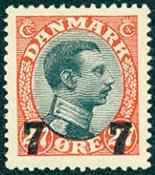 Danmark - Bogtryk AFA 158