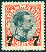 Denmark - Letter Press AFA 158