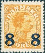 Danmark - AFA 118 - Postfrisk