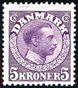 Danmark - Bogtryk - AFA 110