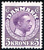 Danmark - Bogtryk - AFA nr. 110