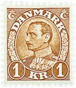 Danmark 1934 - AFA 211 - Postfrisk
