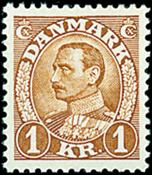 Danmark  Stålstik AFA 211