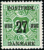 Danmark - AFA nr. 90 - Bogtryk