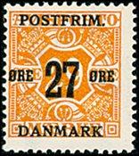 Danmark - AFA nr. 91 - Bogtryk