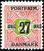 Danmark  Bogtryk AFA 96