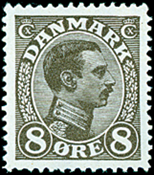 Danmark - AFA nr. 99 - Bogtryk