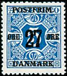 Danmark - AFA nr. 86 - Bogtryk