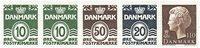 Danmark 1979 - AFA HS2 - Postfrisk
