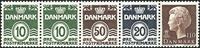 Danmark 1979 - AFA nr. HS2 - Postfrisk