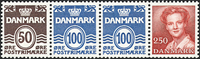 Denmark 1983 - AFA no. HS6 - Mint