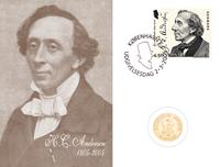 H.C. Andersen møntbrev