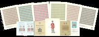 Denmark - Two postal historical folder